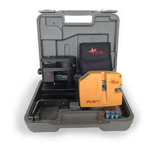 Pacific Laser Systems Pls 480 Laser Alignment System With Sld Universal Adapter