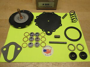 1951 Ford Truck V8 145 H p Ac 9789 Double Action Fuel Pump Kit For Today s Fuel