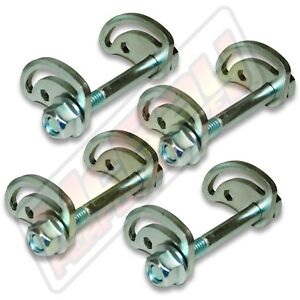 Alignment Camber Caster Cam Bolt Kit Chevy Tahoe Silverado Gmc Sierra 41 8251