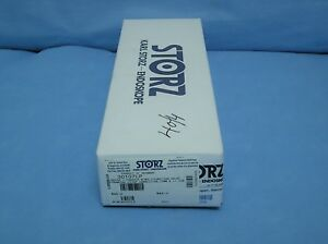 Karl Storz 30107lp Cannula And Trocar Set New