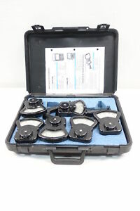 Columbia Electric Ax 70528 7 Piece Set Ac dc Clamp on Tong Test Ammeter D605071