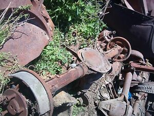 1970 s Aspen Volare Plymouth Dodge Rear End Differential 59 1 2 Street Rod