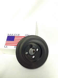 New Saleen Supercharger 3 0 Inch 11 12 Psi Supercharger Pulley 05 10 Mustang Gt