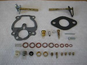 Allis Chalmers B C Rc Complete Carburetor Rebuild Kit Bm17 6 47