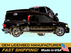 Compatible With 2000 Ford F 150 Harley Davidson Truck Decals Pin Stripe