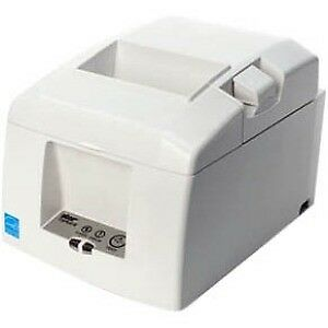 Tsp650 Thermal Cutter Wlan Enet Airprint White Ext Ps Included