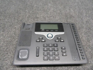 Cisco Cp 7861 Unified Ip Poe Office business Telephone