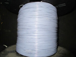 Solid Wire 22 Awg Tc Tin Copper Gray Jacket 10 000ft