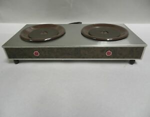 Bloomfield Ind Nsf Model 8842 Commercial Coffee Carafe Warmer Hot Plate a15