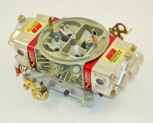 Aed 850 Ho Double Pumper Holley Carburetor Red Billet Metering Blocks