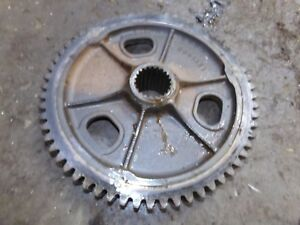 Oliver 880 Tractor Bull Gear