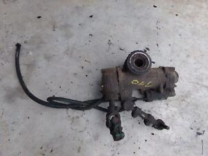 Oliver 770 Gas Tractor Gemmer Hydraguide Power Steering Unit