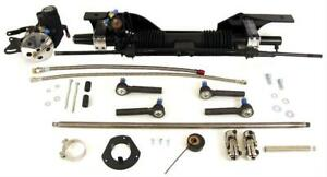 Unisteer 1965 1966 Ford Mustang Steering Rack Pinion 8010890 01 In Stock