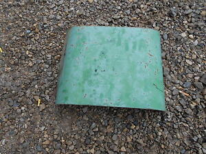 Oliver 770 Diesel Tractor Battery Cover