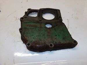 Oliver 70 Tractor Engine Cover