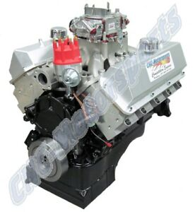 Sb Ford Boss 351 427 Stroker Street Engine 620 Hp Chi Aluminum Heads