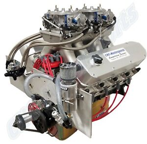 Bb Ford 632 Truck Tractor Pulling Race Engine 1100 Plus Horsepower
