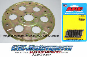 Sb Chevy 350 Sfi Rated Auto Transmission Flexplate 153 Tooth Int Balance W Arp