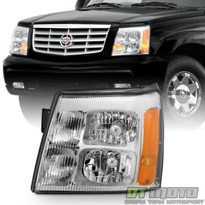 Hid Model 2003 2006 Cadillac Escalade Headlight Headlamp Replacement Driver Side