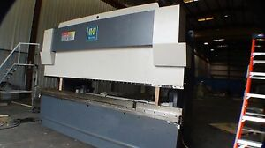200 Ton X 12ft New Cnc 2d Graphic Control Hydraulic Press Brake In Stock