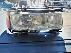 1989 90 91 Audi 200 Headlight Complete Rh Also 86 88 Audi 5000 With Turbo