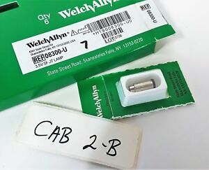 Genuine Welch Allyn 08300u 3 5 Volt Lamp Bulb