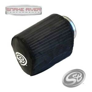 S B Air Intake Pre Filter Wrap Sleeve For 2011 2016 Ford Powerstroke Diesel 6 7l