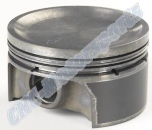 Ford Modular 334 Mahle Inverted Dome Pistons 4 165 X 6 657 X 3 571 Mod220571p22