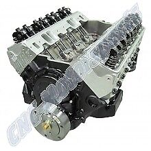 Sb Chevy 355 Long Block With Afr Heads 10 3 1 Dart Shp Block