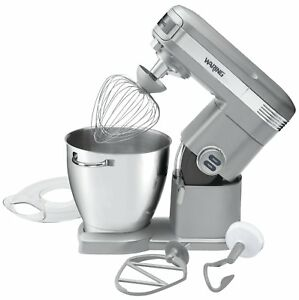 New In Box Waring Commercial Stand Mixer Wsm7q 7 Quart Heavy Duty 12 Speeds