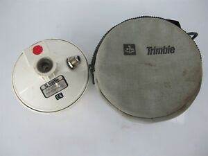 Trimble 16741 00 Dome Antenna With Soft Case