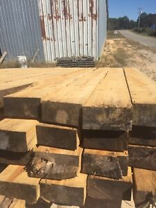 1 Piece 7 1 2 X 15 X16 Feet Long Pine Log Cabin Building Material