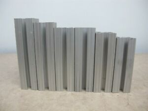 Lot Of 6 80 20 Inc T slot Aluminum Extrusion 15 Series 1515 lite 1 5x1 5x4