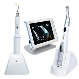 Dental Wireless 16 1 Mini Endo Motor Apex Locator gutta Percha Heated Pen J1ss