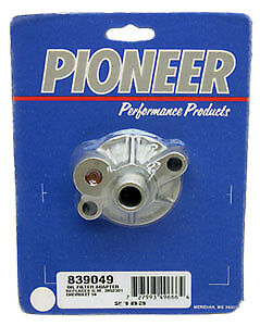 Pioneer 839049 Chevy Oil Filter Adapter Sbc Bbc Fits All Chevy 350 454