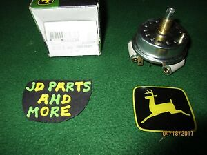 New Oem John Deere 2cyl Tractor Combination Switch Ar20234 80 720d 730d 820 830