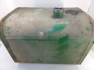 Oliver 1600 Tractor Gas Tank Clean