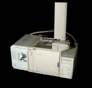 Thermo Quest Ce Instruments Chromatograph Gc 8000top W voyager Gc ms