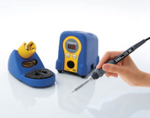 Hakko Fx888d 23by Digital Soldering Station Includes Iron Fx 8801 Tip T18 d16