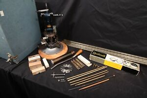 Star Machine Works Complete Reloading Press .45 ACP & .38 Caliber Die Set