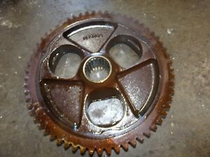 Oliver 1600 Tractor Bull Gear