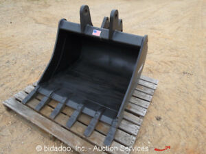2015 Woods Gannon 36 5996236 Bucket Attachment For 580 Loader Case new Backhoe
