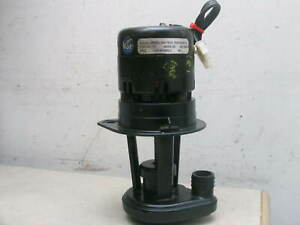 Manitowoc 2005713 Msp2 Ice Machine Water Pump 115v 60 50hz 60a Osp b15bej1