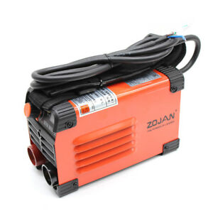 Us 220v 20 250a Mini Handheld Electric Welder Inverter Arc Welding Machine Tool