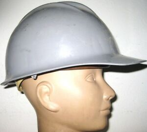 Vintage E D Bullard Hard Boiled 302 Electrician Safety Hard Hat Usa With Liner