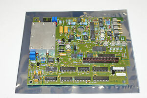 Hp Agilent 08590 60196 Tracking Generator Control Card Tested