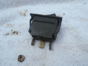 Giles Mgf 40 Fryer Filter Pump Switch