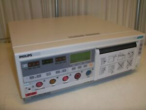 Philips 50xm Fetal Monitor M1350b