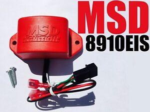 Msd 8910eis Tach Adapter Electronic Ignition System In Stock Now