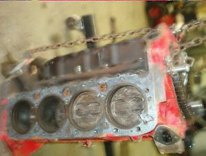 Chevy 265 283 Short Block 3731548 Fi030c 3 7 8 Bore